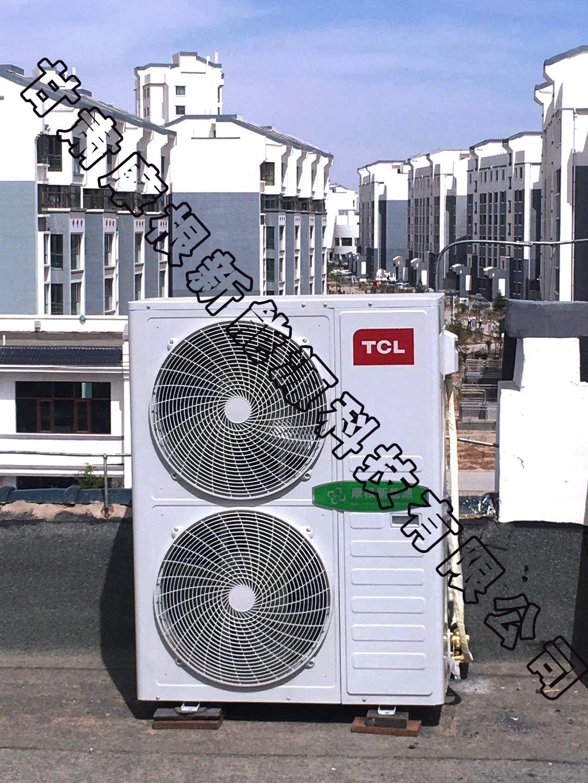 空气源热泵户式采暖机组