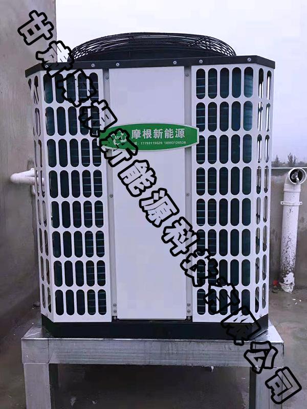 空气源热泵38机组工程案例