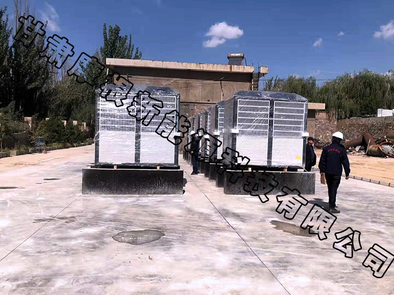 产低温空气源热泵机组工程案例
