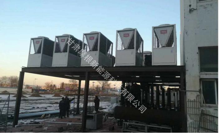 酒钢宏达建材厂供暖工程