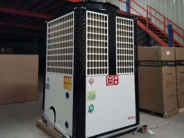 摩根空气源热泵模块机