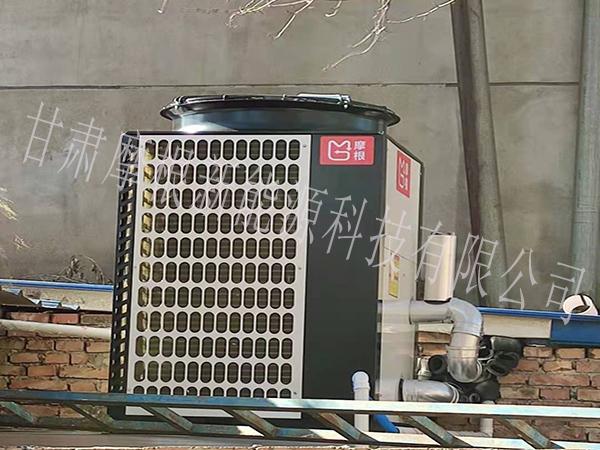 空气源热泵40机组工程案例