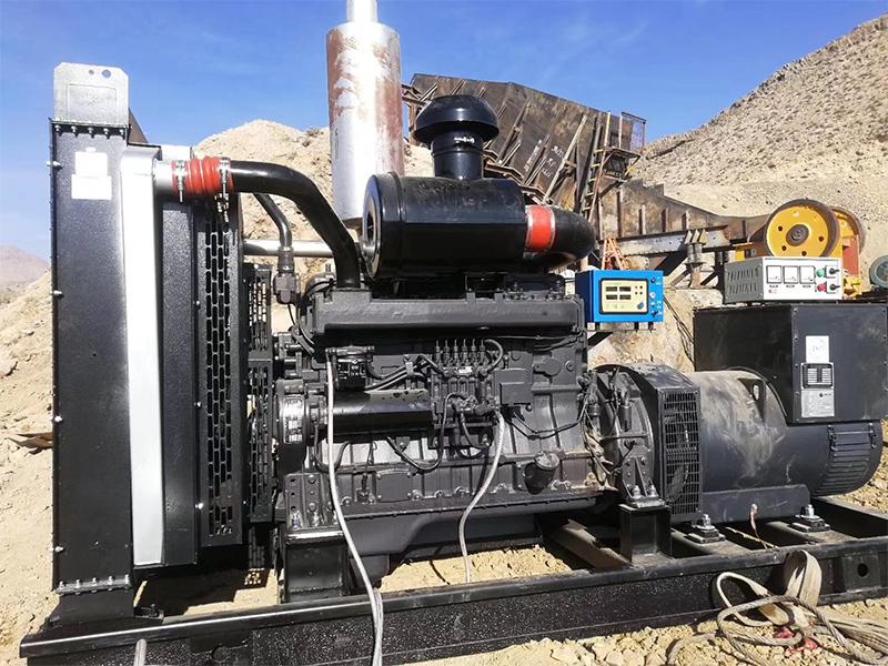 350kw矿山主用电源