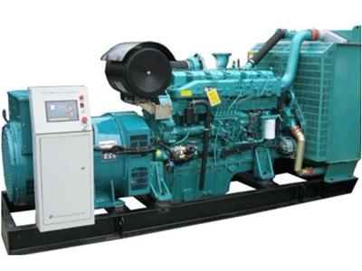 300kw车载柴油发电机