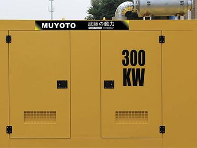 100kw进口柴油发电机