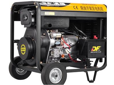 50kw小型柴油发电机