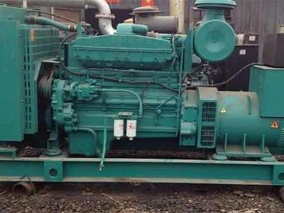 50kw二手发电机组