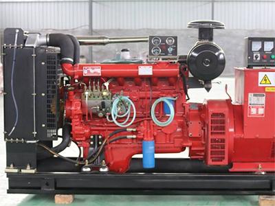 300kw全自动发电机