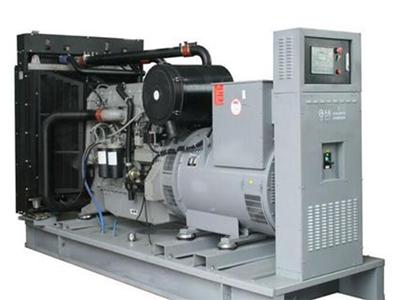 兰州300kw柴油发电机组发电机
