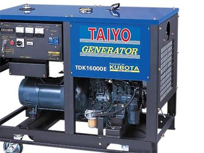 甘肃300kw小型柴油发电机