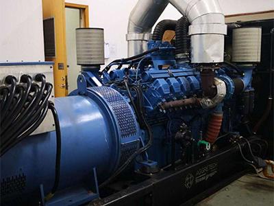 甘肃300kw二手柴油发电机