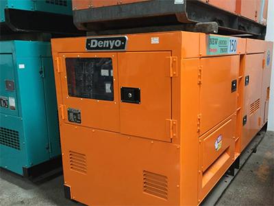 兰州100kw二手发电机组