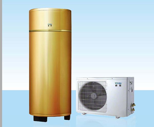 空气能热水器主机可以安装在室内吗?