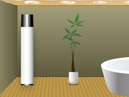 直热式空气能热水器