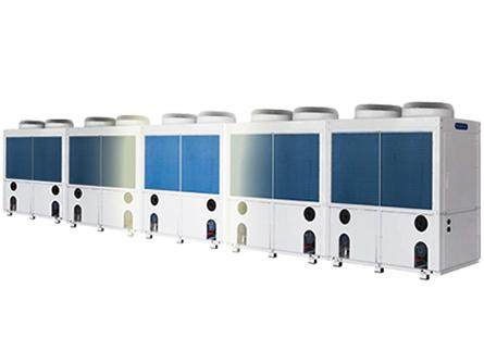 甘肃热回收模块式风冷冷水机组