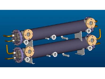 兰州热回收模块式风冷冷水机组安装
