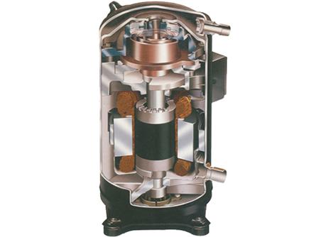格力套管式水源热泵涡旋机组