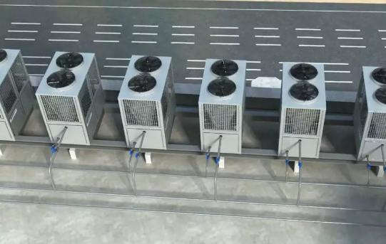 兰州中央空调安装公司告诉大家空气能是什么原理?它跟空气有什么关系