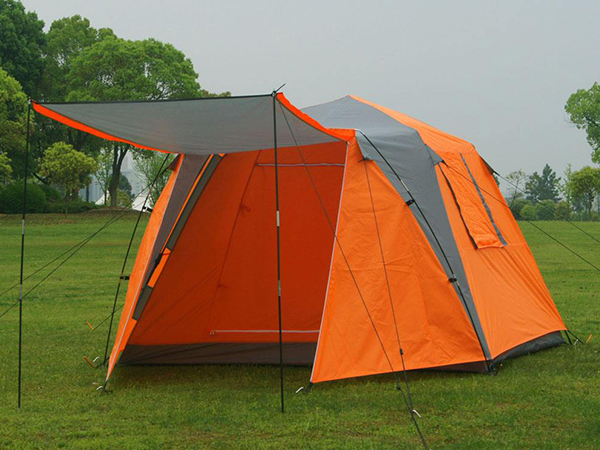 说一说常见的几种帐篷搭建方式是什么?