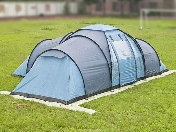 在选择野营帐篷时需要注意哪些内容?