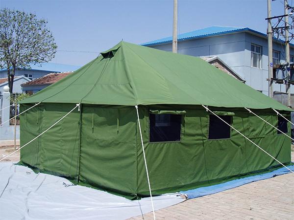 常见的户外帐篷和军用帐篷有什么不同之处呢?