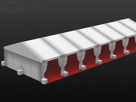 浅谈人字顶大帐篷的结构及其特点是什么?