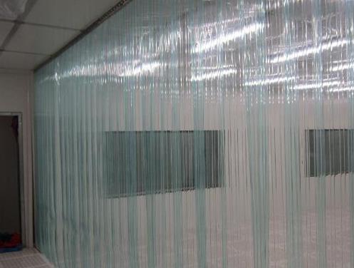 門簾廠家帶您了解透明軟門簾的作用是什么?