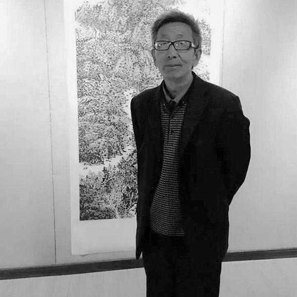 高考美术老师-蔡福山