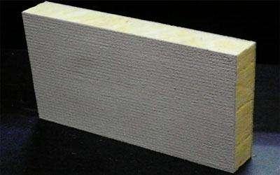 水泥岩棉复合板