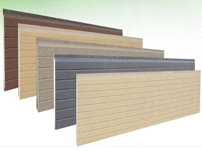 甘肅外墻保溫板廠家為你提供蘭州外墻裝飾一體板價格