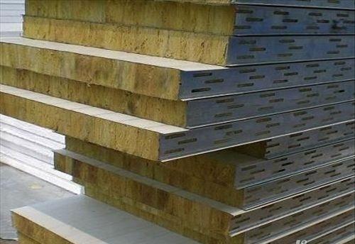 甘肃外墙岩棉保温一体板生产厂家为你提供产品图片