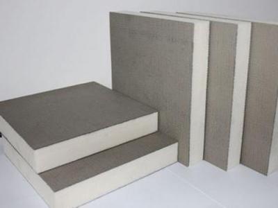 雙面水泥基聚氨酯復合板