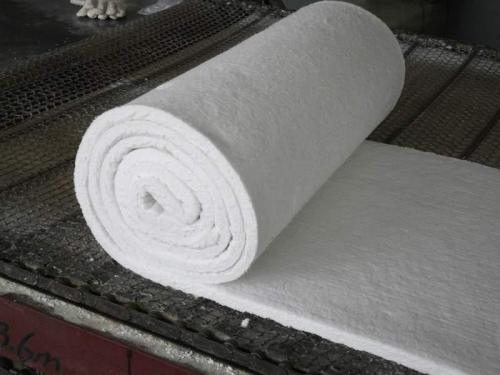 耐高溫硅酸鋁保溫板