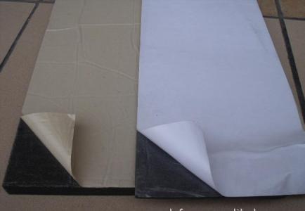 自粘橡塑海绵板