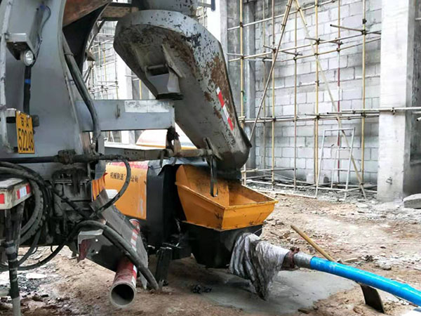 兰州模块建房二次构造泵厂家