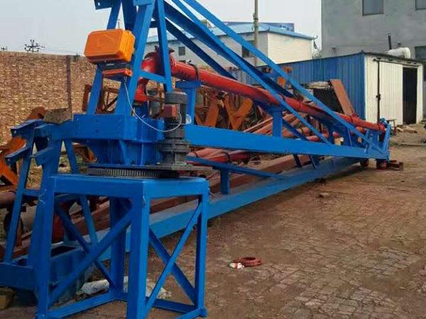 电动型混凝土布料机杆