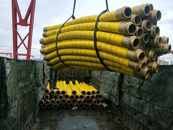 细石砂浆泵胶管