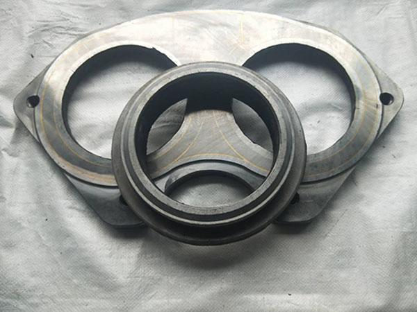 细石砂浆泵眼镜板