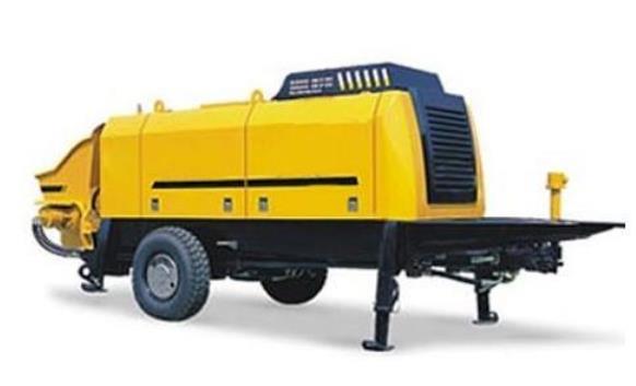 浅谈混凝土输送泵工作时怎样解决断流现象?