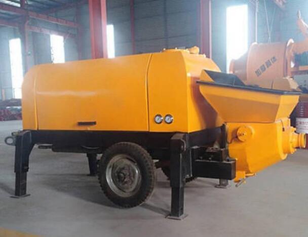 混凝土输送泵怎么安装?安装混凝土输送泵注意事项
