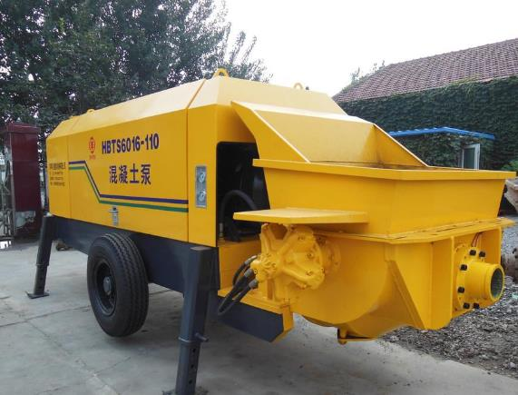 武威混凝土输送泵厂家
