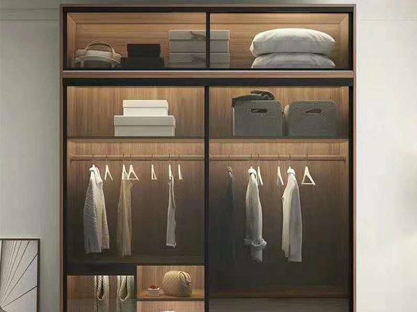 铝合金衣柜定制