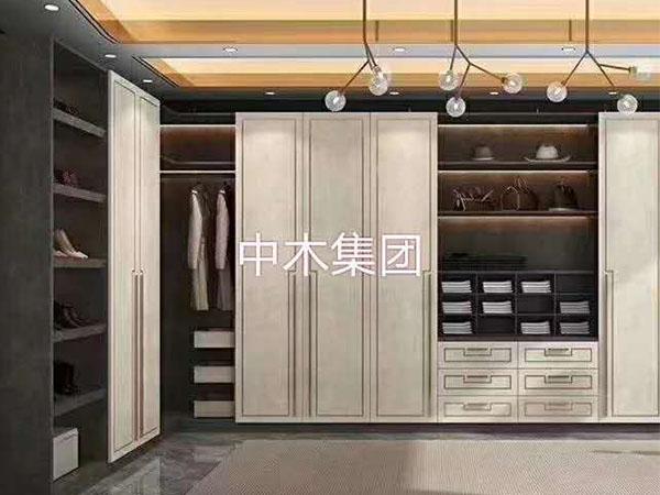 全铝室内衣柜