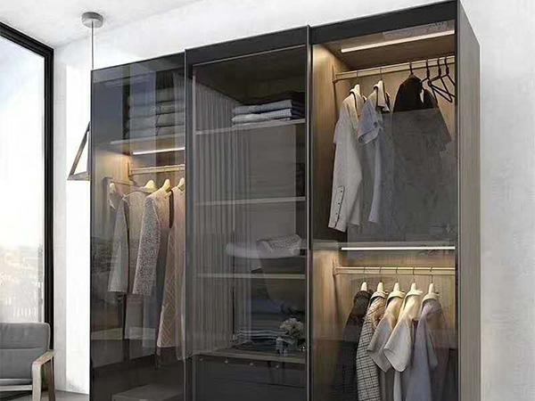 全铝衣柜定做