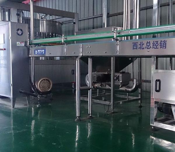 水厂设备车间生产