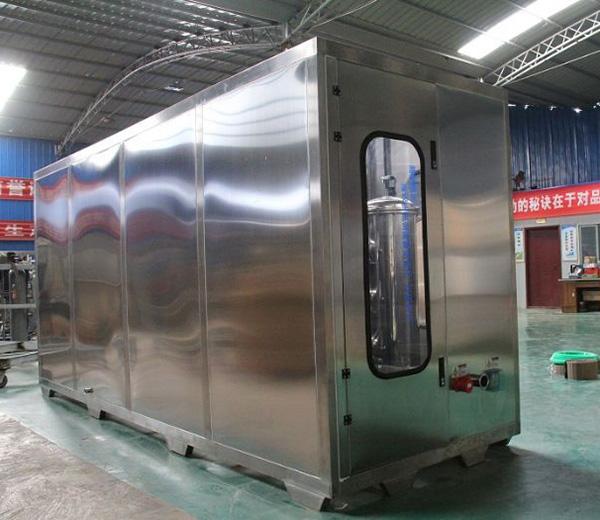 兰州饮料净化设备车间生产