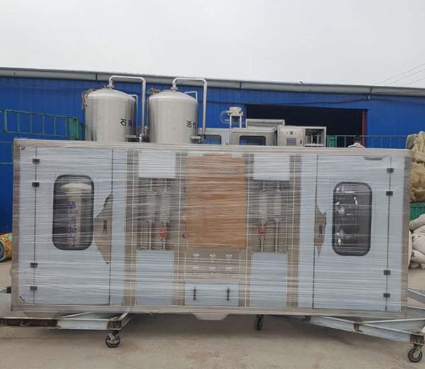 净水设备出厂