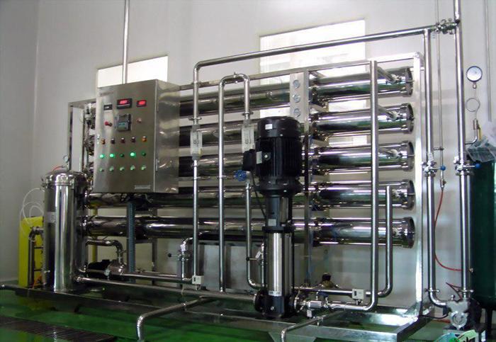 为什么使用水处理设备?
