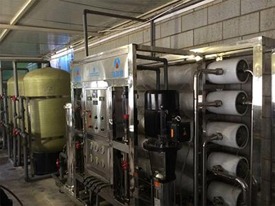 甘肃纯净水厂设备