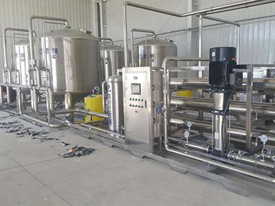 一体化水厂设备